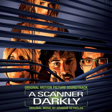 A Scanner Darkly (Original Motion Picture Soundtrack) (Kamera által homályosan) CD