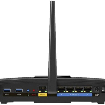 EA7500 Max-Stream AC1900 MU-MIMO gigabit wireless router