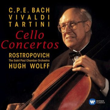 Cello Concertos CD