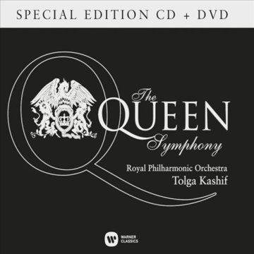 The Queen Symphony (Special Edition) CD+DVD
