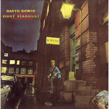 The Rise and Fall of Ziggy Stardust and the Spiders from Mars LP