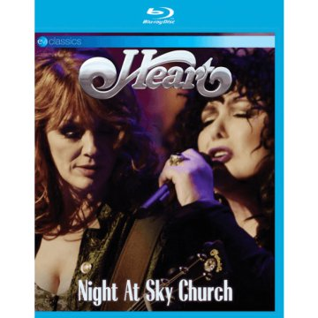 Night At Sky Church Blu-ray