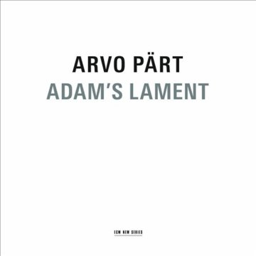 Adam's Lament CD
