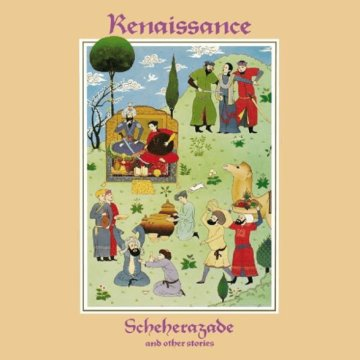 Scheherazade and other Stories LP