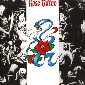 Rose Tattoo CD