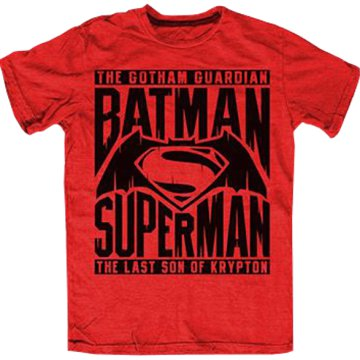 Batman Superman ellen - Az igazság hajnala - The Gotham Guardian T-Shirt M