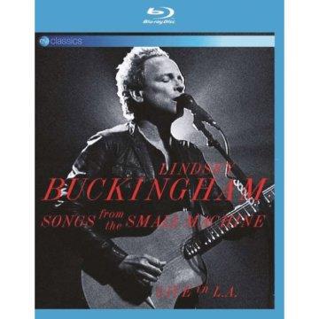 Songs from the Small Machine - Live in L.A. Blu-ray