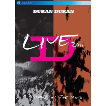 Live 2011 - A Diamond in the Mind DVD