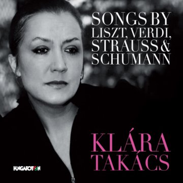 Songs by Liszt, Verdi, Strauss and Schumann CD