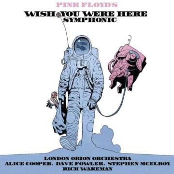 Pink Floyd's Wish You Were Here Symphonic CD