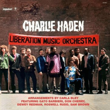 Liberation Music Orchestra LP