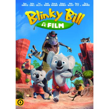 Blinky Bill - A film DVD