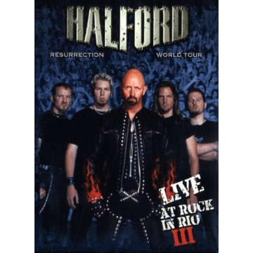 Resurrection World Tour - Live at Rock in Rio III DVD