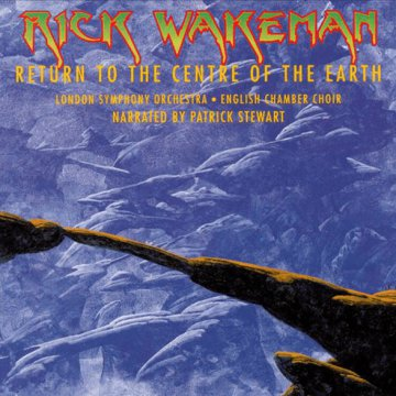 Return to the Centre of the Earth LP