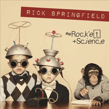 Rocket Science CD