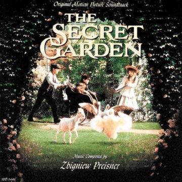 The Secret Garden (A titkok kertje) CD