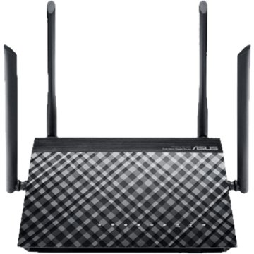 RT-AC1200G+ AC1200 Dual Band gigabit wireless router