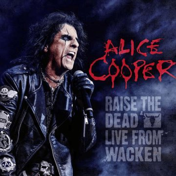 Raise the Dead - Live from Wacken Blu-ray+CD