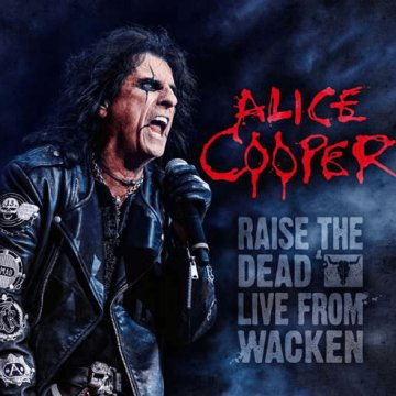 Raise the Dead - Live from Wacken DVD+CD