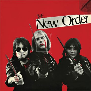 The New Order CD