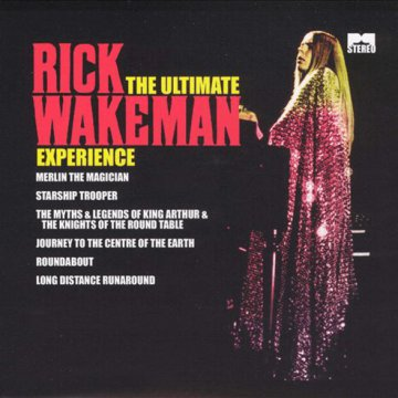 The Ultimate Rick Wakeman Experience CD