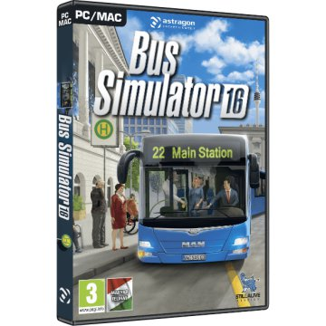Bus Simulator 2016 (PC)