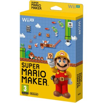 Super Mario Maker + Artbook (Wii U)