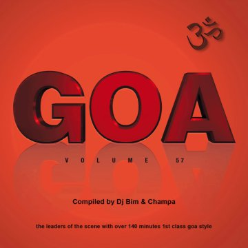 Goa Volume 57 CD