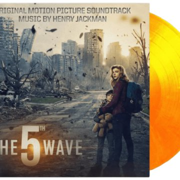 The 5th Wave (Original Motion Picture Soundtrack) (Az ötödik hullám) LP