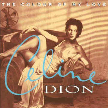 The Colour Of My Love CD