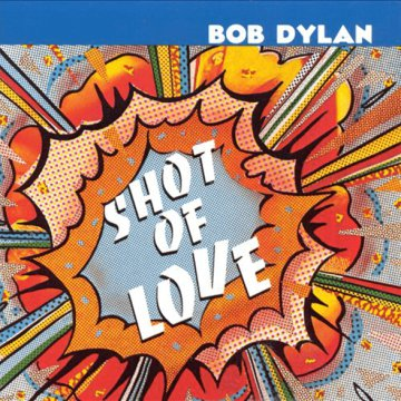 Shot of Love CD