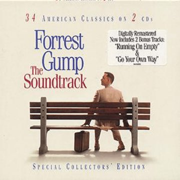 Forrest Gump - The Soundtrack (Special Cellection's Edition) CD
