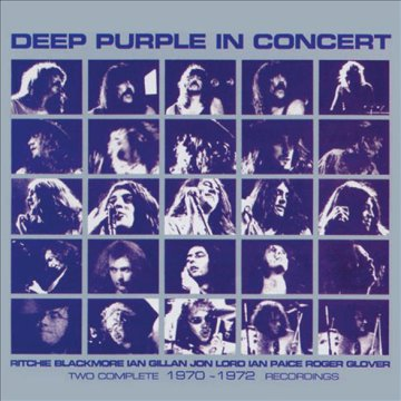 Deep Purple In Concert 1970-1972 CD