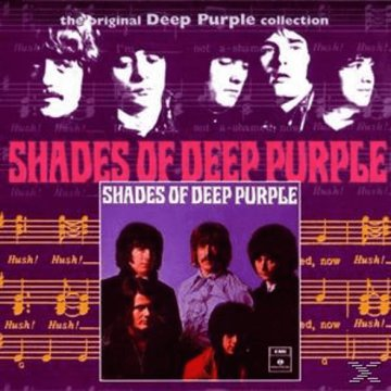 Shades Of Deep Purple CD