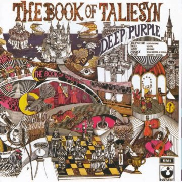 The Book of Taliesyn CD