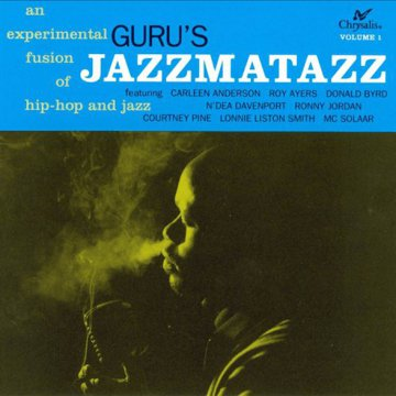 Jazzmatazz, Vol. 1 CD