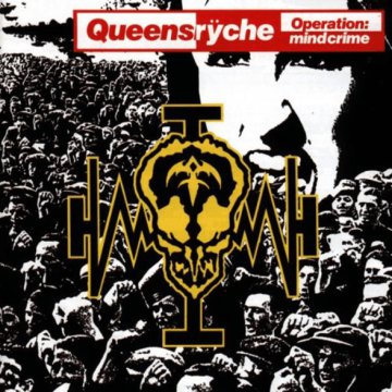 Operation - Mindcrime CD