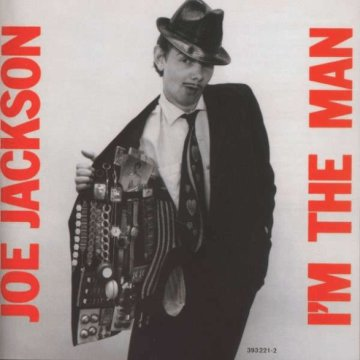 I'm The Man CD