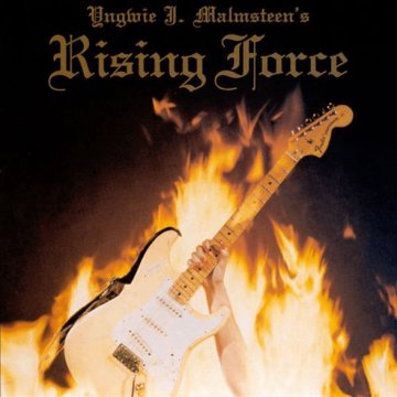 Rising Force CD