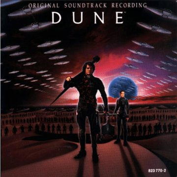 Dune - Original Soundirack Recording CD