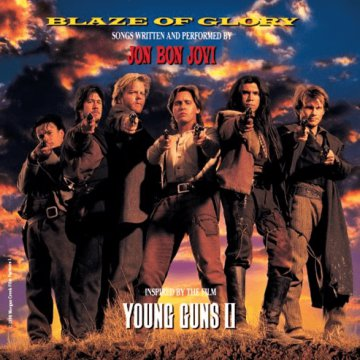 Blaze Of Glory CD
