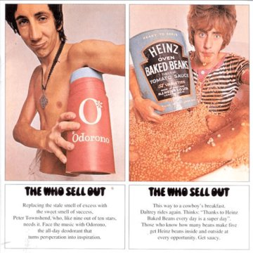 The Who Sell Out CD