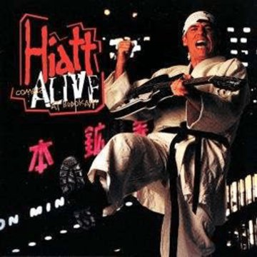 Hiatt Comes Alive At Budokan CD