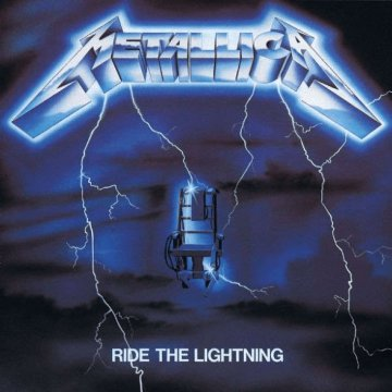 Ride The Lightning CD