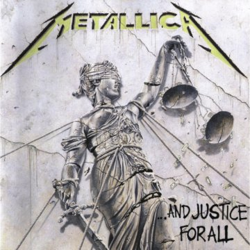 And Justice For All CD