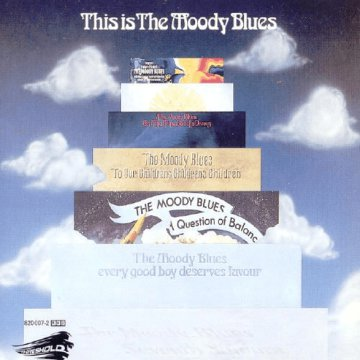 This Is the Moody Blues CD