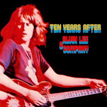 Alvin Lee And Company CD