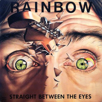 Straight Between the Eyes CD