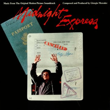 Midnight Express (Éjféli expressz) CD