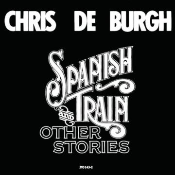 Spanish Train & Other Stories CD